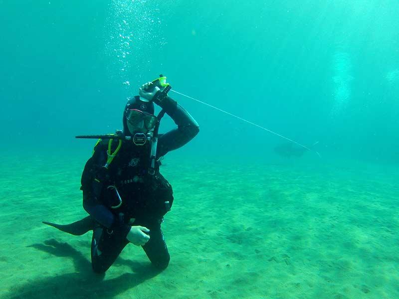 PADI Divemaster course in Lanzarote