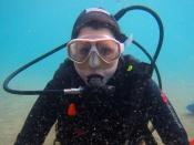 Baptême de plongée PADI discover scuba diving a lanzarote
