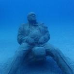 Le New York Times plonge au Museo Atlantico Avec Manta Diving Lanzarote!